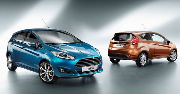Speciaal Voor Amsterdam Ford Fiesta Facelift Latest Cars All