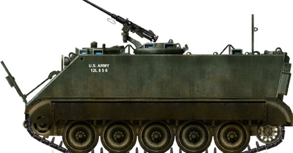 M113 Apc Usa 1961 Armored Pinterest Armored