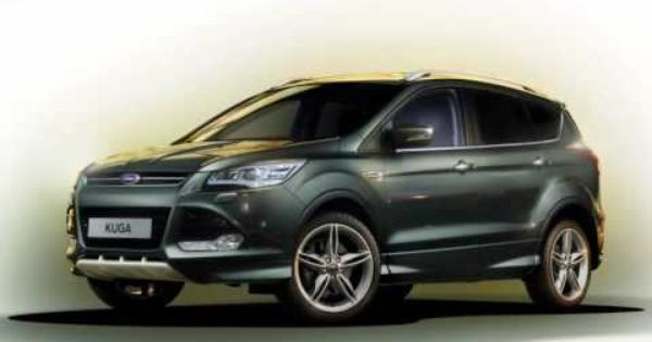 2014 Ford Kuga New Titanium X Sport Edition In Uk With Other