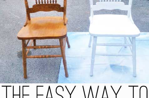 tips for painting furniture like a pro ---- it's high time for