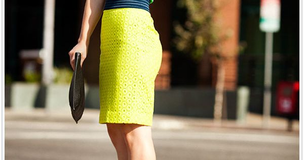 Bright colors professional style