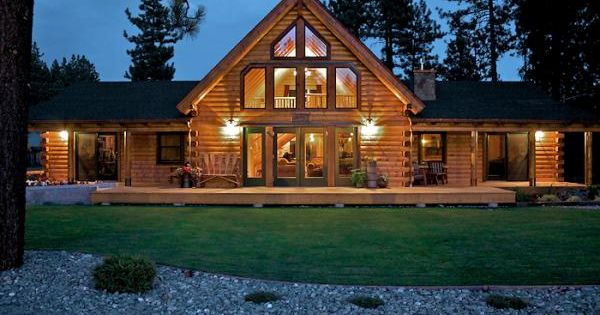 Chester Ca 11026 Real Log Homes Since 1963 Custom