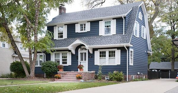 Choose Your Housing Style Gambrel Roof Dutch Colonial