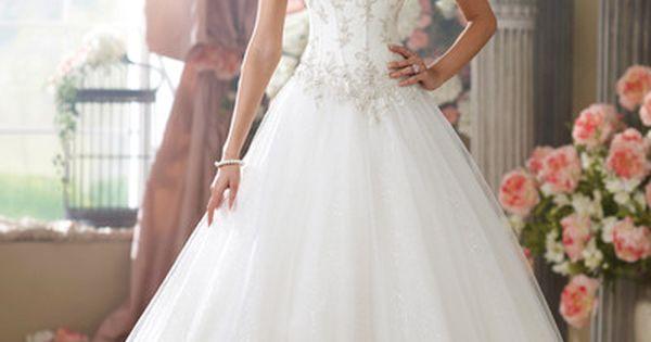Dresses » David Tutera for Mon Cheri » wedding dresses 2014 and