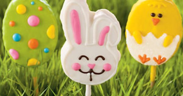 Gift Idea: Easter Krispy Pops - Harry and David