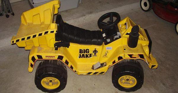 Modified Power Wheels - Big Jake Dump Truck - question   Power Wheels Fisher-Price Lil Kawasaki ...