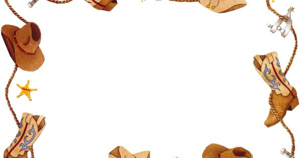 Western clip art printable free clipart images | Clipart ...