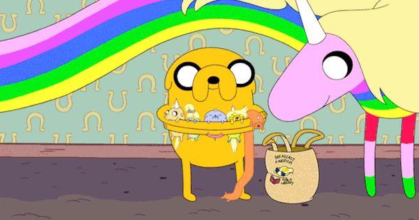 Les Trouvailles D Internet Pour Bien Commencer La Semaine 281 Adventure Time Gif Jake Adventure Time Adventure Time