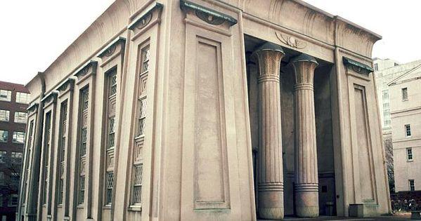 Egyptian Revival Richmond Virginia Medical College