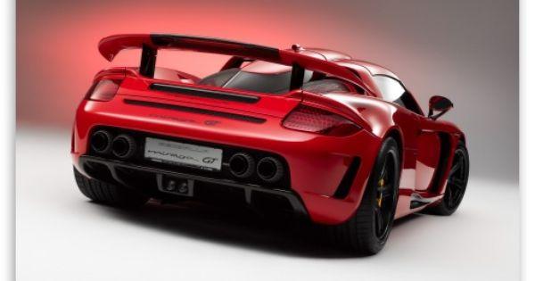 Red Porsche Carrera Gt Porsche Carrera Porsche Carrera Gt Porsche