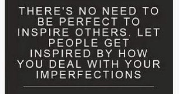 Love This Quote Imperfect People Are The Best No One Quotes At