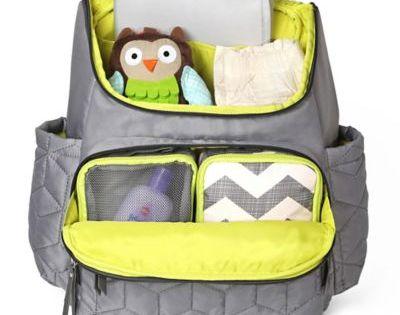 skip hop forma backpack diaper bag in grey baby gear pinterest. Black Bedroom Furniture Sets. Home Design Ideas