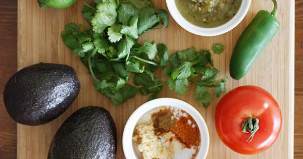 Black Bean-Pineapple Guacamole | Recipe | Guacamole, Black Beans and ...