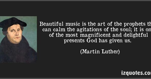 Martin Luther Music