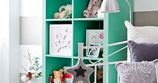 Color scheme for kids room mommo design: IKEA HACKS FOR KIDS