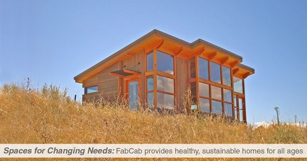Prefab cabin from fabulous cabins seattle wa 85k for Prefabricated homes seattle