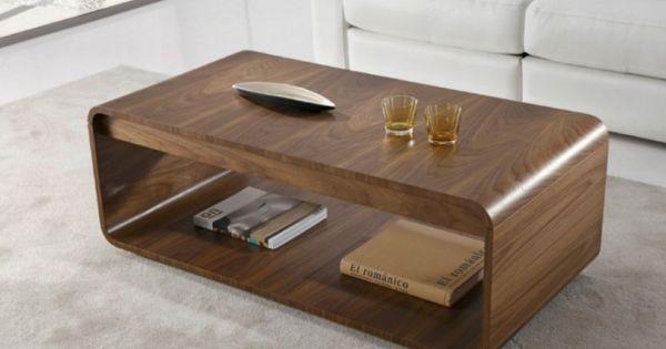 Mesa de centro 85 mesas de centro modernas pinterest - Mesas de sala modernas ...