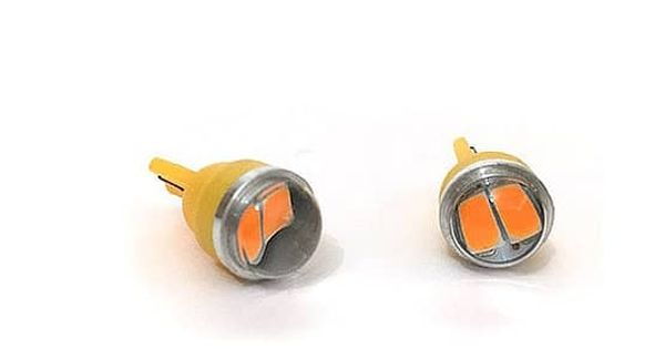 t10 pirana turuncu led ampul turuncu led aksesuarlar
