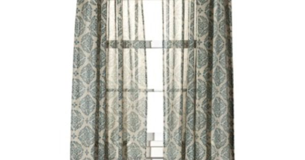 Target Medallion Curtains Found On Clearance For Bought 3