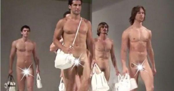 nude naked men women
