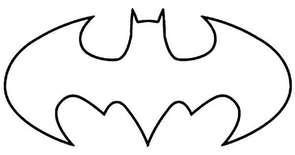 Ausmalbilder Batman Logo: Batman Logo - Google Search