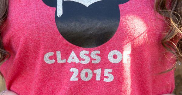 Mickey Graduation Shirt Disney Grad Https Www Etsy Com