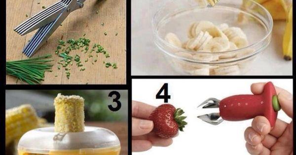 Handy kitchen utensils smart pinterest for Patakha bano food mat