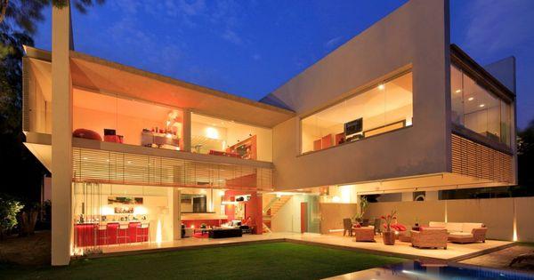 Casa godoy guadalajara mexico architecture for Casa minimalista guadalajara