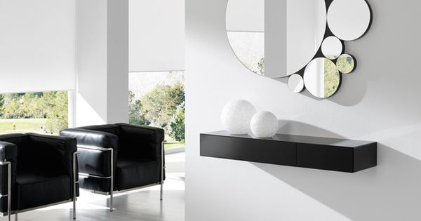 Espejos modernos de madera bob mobiliario de dise o en for Espejos decorativos modernos