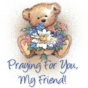 Pray Bear Ee258edef59901d4554f9e2e2591387b Jpg 280 280 Prayer