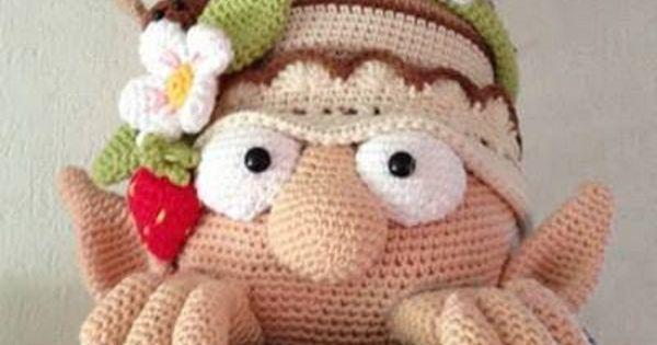 Amigurumi Hello Kitty Free Pattern : Amazing amigurumi gnome free pattern Crochet - Amigurumi ...
