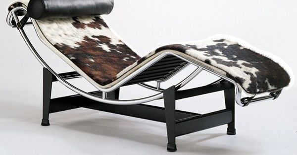 Charlotte perriand le corbusier pierre jeanneret and for Chaise longue cavallino