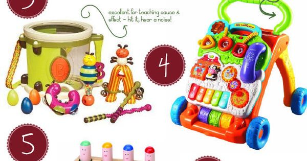 Toys For Ages 9 12 : Awesome baby learning toys for ages months http