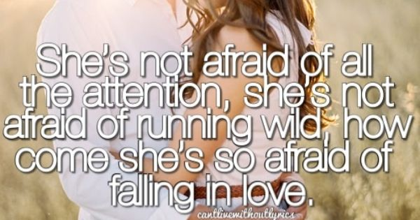 She's Not Afraid- One Direction