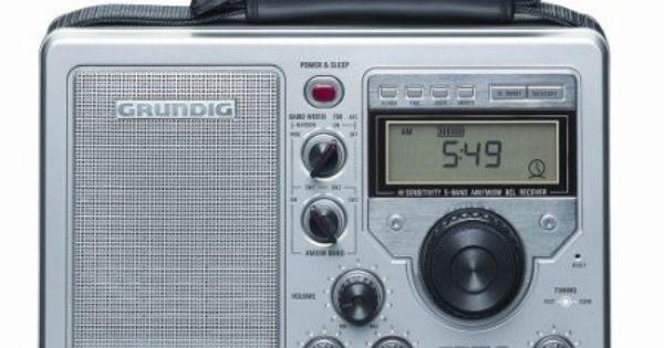 Amazon Com Grundig S350 World Receiver Electronics Shortwave Radio Shortwave Receiver Antique Radio