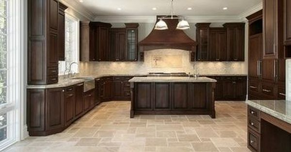 White Kitchen Tile Floor Ideas sedona slate cedar glazed porcelain floor tile | prepare to be