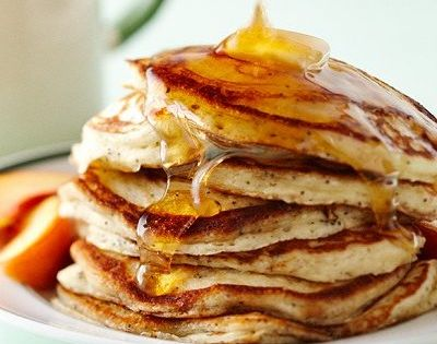 ... Recipe | Aunt Jemima, Banana Oatmeal Pancakes and Buttermilk Pancakes