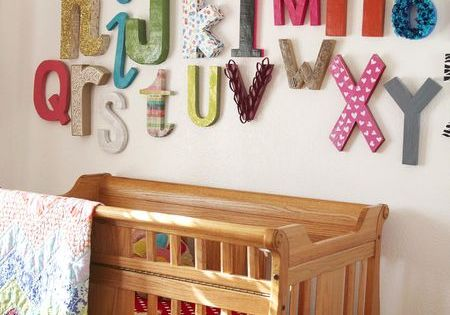 how to make your own decorative letters....time consuming but maybe for initials