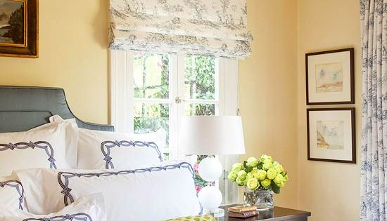 Yellow Toile And Yellow Walls On Pinterest