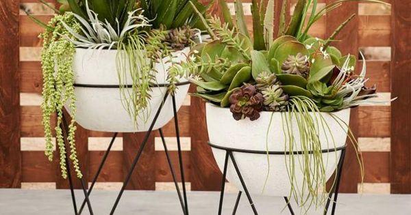 porte plante et support pot de fleur int rieur de style moderne porte plantes west elm et. Black Bedroom Furniture Sets. Home Design Ideas