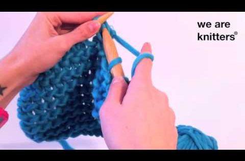 Aprende a tejer tus propios cuellos y tirantes con lana - Lana gorda para mantas ...