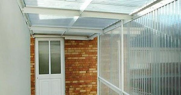 Techos para patios peque os buscar con google taller - Cristales para techos ...