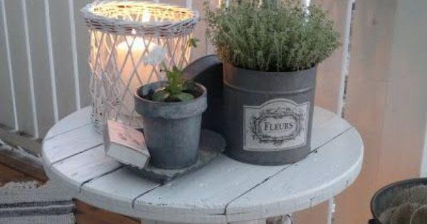 Okrugli stoli od paleta for Home decor 91304