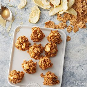 Apple And Coconut Balls Better Homes And Gardens