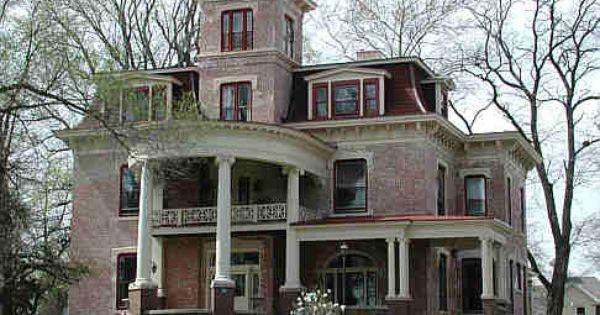 Zerla Properties Victorian Homes Historic Homes Historic Mansion