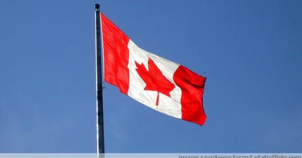 national flag of canada day facts