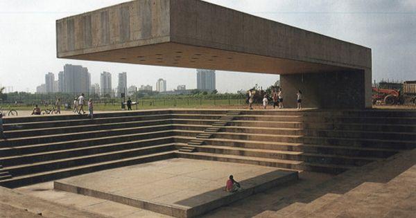 Monument Villa, Lobos Park, São Paulo, Brazil