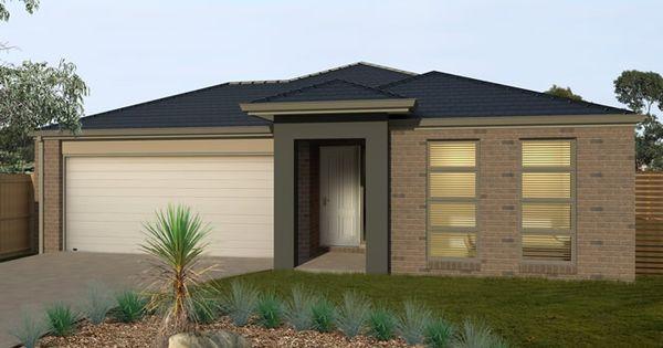 Watersun home designs facade range modern 9 visit www for Home designs victoria