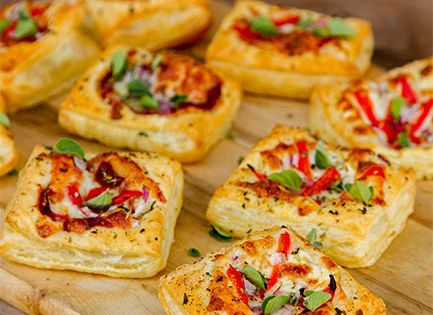 Easy Pizza Tarts are a great Tailgating Snack   Life Currents