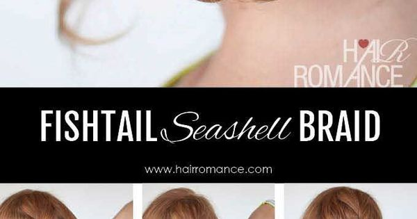 hair braid fishtail tutorial